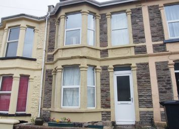 Thumbnail 2 bed terraced house for sale in Verrier Road, Redfield, Bristol