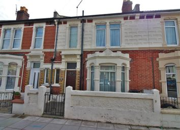 3 bed terraced house for sale in Kensington Road, Portsmouth PO2