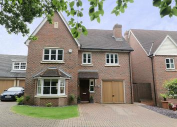Thumbnail 6 bed detached house for sale in Bow Grove, Sherfield-On-Loddon, Hook