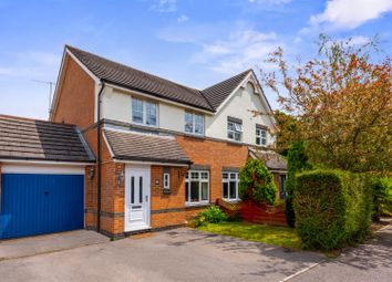 Thumbnail 3 bed semi-detached house for sale in Cloverfields, Horley