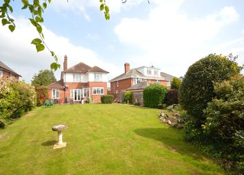 Thumbnail 4 bedroom detached house for sale in Pinhoe Road, Exeter