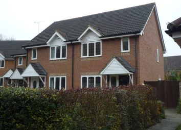 Thumbnail 2 bedroom end terrace house to rent in Avebury Close, Horsham