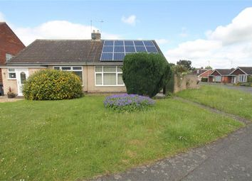 Thumbnail 2 bed semi-detached bungalow for sale in Oundle Drive, Moulton