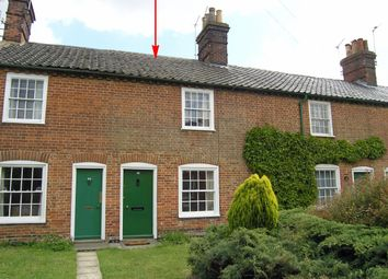 Thumbnail 2 bedroom cottage to rent in High Street, Wrentham, Beccles