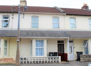 Thumbnail 2 bed flat for sale in Wooler Road, Weston-Super-Mare, North Somerset.