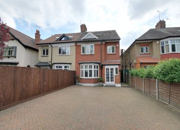 Thumbnail 5 bed semi-detached house for sale in Village Road, Enfield