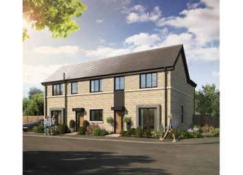 Thumbnail 2 bed semi-detached house for sale in New Mills, High Peak