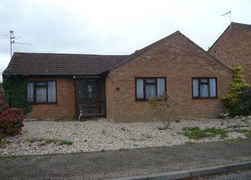 Thumbnail 3 bedroom detached bungalow to rent in Guiltcross Way, Downham Market