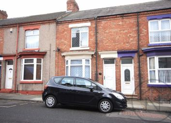 Thumbnail 2 bedroom terraced house to rent in Salisbury Terrace, Darlington