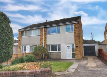 Thumbnail 3 bed semi-detached house for sale in Stafford Road, Caldicot