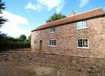 Thumbnail 4 bed detached house for sale in Main Street, Garton-On-The-Wolds, Driffield
