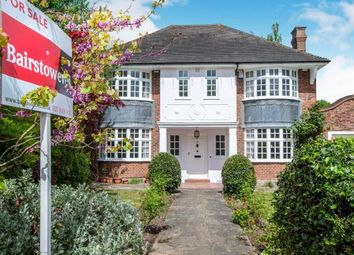 Thumbnail 4 bed detached house for sale in Upfield, Whitgift, Croydon, Surrey