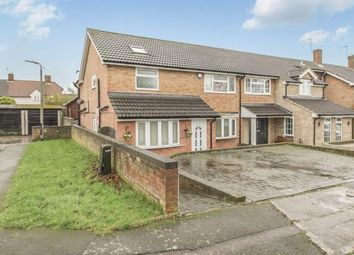 Thumbnail 4 bed end terrace house for sale in Four Acres, Stevenage, Hertfordshire, England