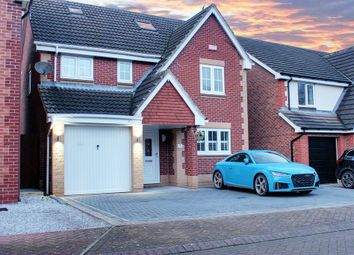 Thumbnail 5 bed detached house for sale in Ascott Close, Beverley