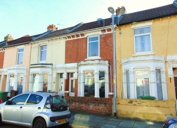 Thumbnail 4 bed terraced house to rent in Essex Road, Southsea