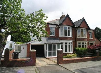 Thumbnail 3 bedroom semi-detached house to rent in Whitehall Road, Llandaff, Cardiff