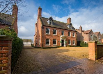 Thumbnail 6 bed detached house for sale in Rookery, Bannisters Lane, Frampton West, Boston