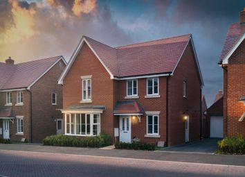 "Thumbnail 4 bed detached house for sale in ""Cambridge"" at Walworth Road, Picket Piece, Andover"