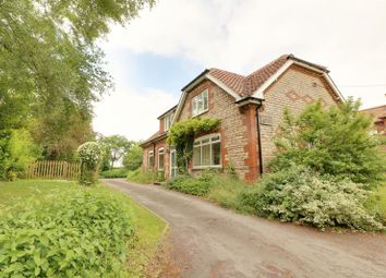 Thumbnail 4 bed detached house for sale in Ermine Street, Appleby, Scunthorpe