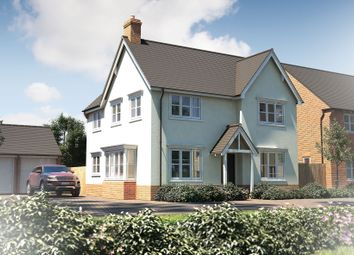 "Thumbnail 4 bed detached house for sale in ""The Astley"" at Penny Lane, Amesbury, Salisbury"
