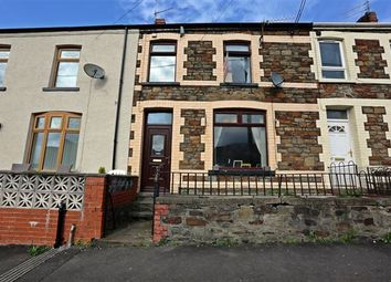Thumbnail 3 bed terraced house for sale in Lewis Terrace, Llwyncelyn, Porth