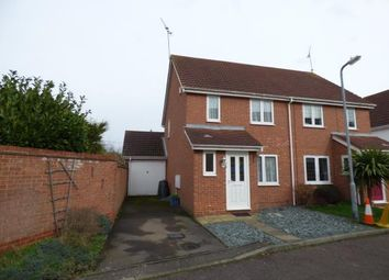 Thumbnail 3 bed semi-detached house for sale in Rochford, Essex, Uk