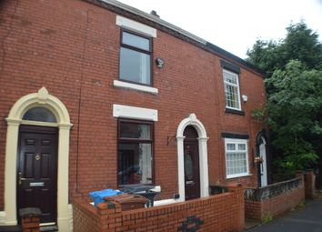 Thumbnail 2 bed terraced house to rent in Breezehill, Oldham