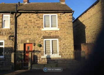 Thumbnail 2 bedroom end terrace house to rent in Greenhill Main Road, Sheffield