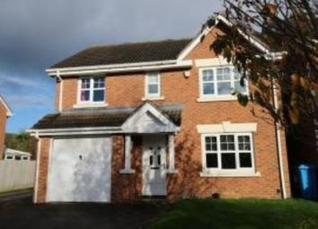 Thumbnail 4 bed detached house for sale in Birchcroft, Coven, Wolverhampton