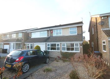 Thumbnail 3 bedroom semi-detached house for sale in Kingcraft Road, Marton-In-Cleveland, Middlesbrough
