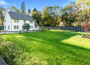 Thumbnail 5 bed detached house for sale in Walled Garden West, Lochbroom, Ullapool, Highland