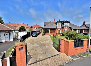 Thumbnail 4 bed semi-detached house for sale in Poulton Old Road, Blackpool, Lancashire