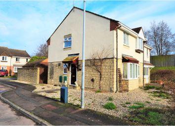 Thumbnail 4 bedroom semi-detached house for sale in Godwin Road Stratton St Margaret, Swindon