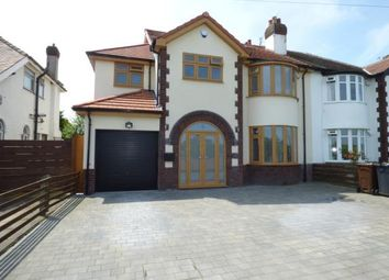 Thumbnail 5 bed semi-detached house for sale in Southport Road, Thornton, Liverpool, Merseyside