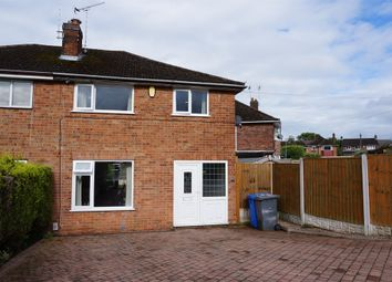 Thumbnail 3 bedroom semi-detached house for sale in Melbourne Close, Mickleover, Derby