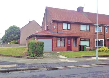 Thumbnail 4 bed end terrace house for sale in Woodend Avenue, Crosby, Liverpool