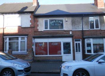 Thumbnail Retail premises for sale in Pelham Street, Ilkeston