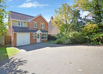 4 bed detached house for sale in William Kirby Close, Tile Hill, Coventry CV4