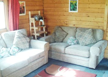 Thumbnail 2 bed lodge to rent in Tynewydd Farm, Nantybwch