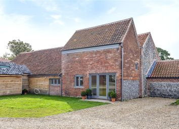 Thumbnail 2 bedroom barn conversion for sale in Grove Farm Barns, Roughton Road, Felbrigg, Norwich