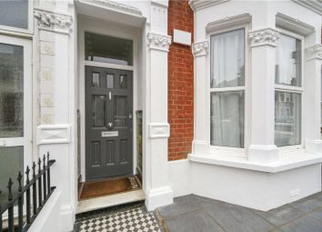 Thumbnail 3 bed flat to rent in Pennard, London
