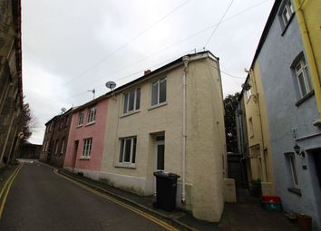 Thumbnail 2 bed end terrace house to rent in St Michael Street, Brecon