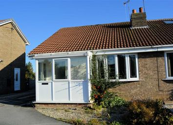 Thumbnail 2 bed semi-detached bungalow for sale in St Mary's Avenue, Hemingbrough