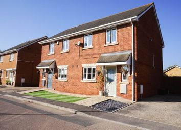 Thumbnail 3 bed semi-detached house for sale in Azalea Mews, Canvey Island