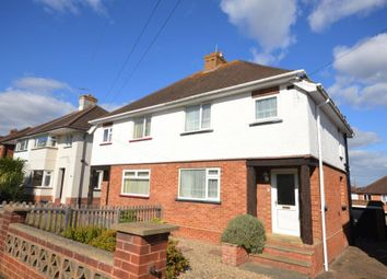 Thumbnail 3 bed semi-detached house for sale in Southport Avenue, Exeter, Devon