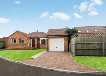 Thumbnail 3 bed bungalow for sale in Thorn Road, Hedon, Hull
