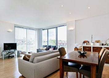 Thumbnail 2 bed flat to rent in Monza Building, Monza Street, London