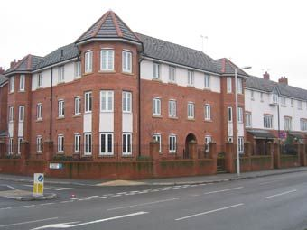 Thumbnail 2 bed flat to rent in Nell Lane, Chorlton