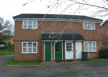 Thumbnail 1 bed flat to rent in Fairway, Branston, Burton Upon Trent, Staffordshire