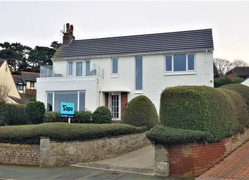 Thumbnail 3 bed detached house for sale in Conway Crescent, Llandudno
